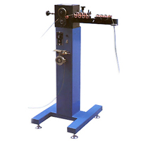 Wire Sending & Stright Line Machine